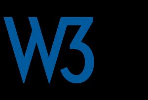 Image of W3C logo